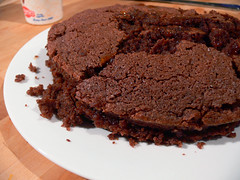 Cowpat or choccie cake?