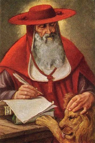 Sankt Hieronymus