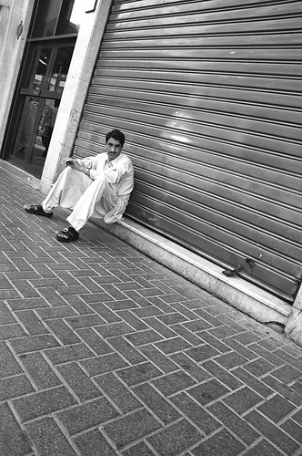 Waiting? Watching?