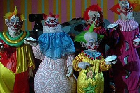 Pie Throwing Killer Klowns