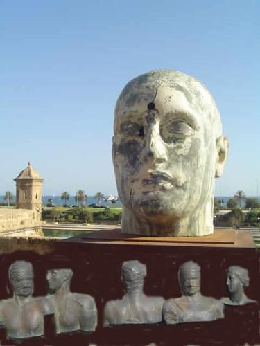 escultura de Igor Mitoraj