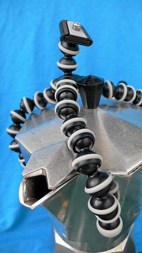Mini Fotostativ Gorillapod für Mini-Digitalkamera