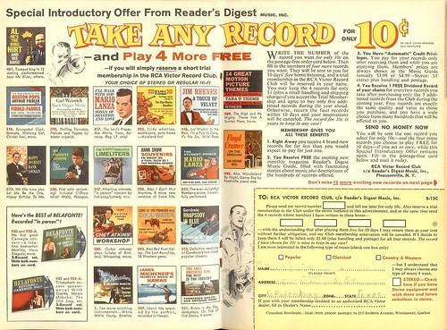 record club 1962 2