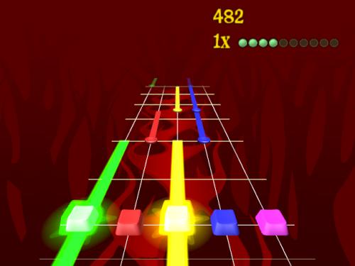 Frets on Fire - PC Guitar Hero Clone - Community - OC ReMix