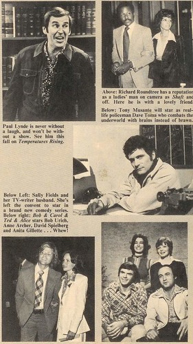 tv fall preview 1973