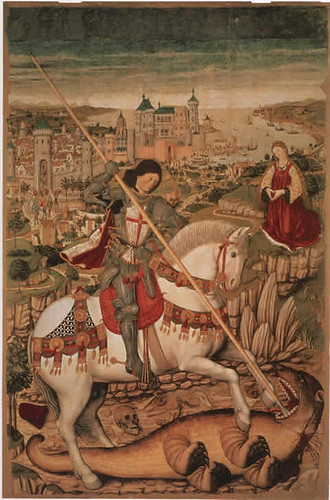 Retablo de Sant Jordi