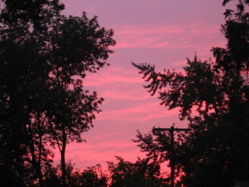 Sunset 8/14/06