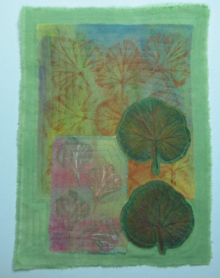 art quilt exercise