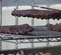 a photo of bbqed ribs by Harris Graber