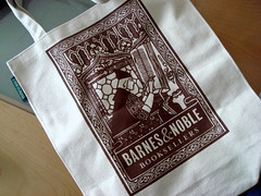 Barnes & Noble Tote Bag