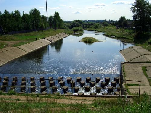 ГЭС \ Hydro plant