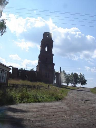Разрушенная церковь \ Destroyed Church