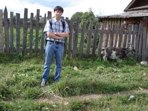 Миша и козел \ Miche & goat