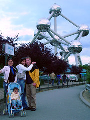All in the Atomium