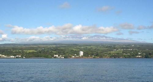 Hilo, Hawaii -- the big island Mauna Kea