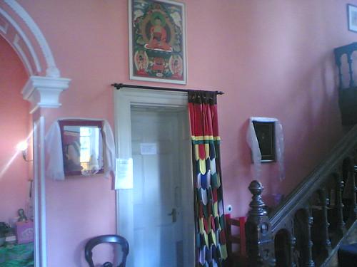 Inside Jampa Ling