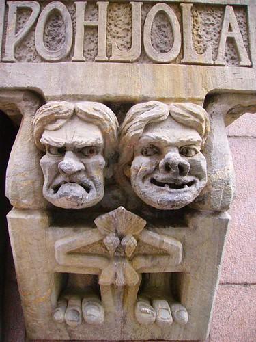 Faces of Helsinki