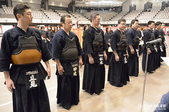 The 20th All Japan Women's Corporations and Companies KENDO Tournament & All Japan Senior KENDO Tournament_066
