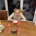 Birthday breakfast cake<br/>21 Jan 2019
