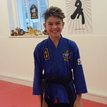 Cam's EE DAN Black Belt Grading December 2018