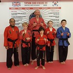 Black Belt Tag Grading December 2018