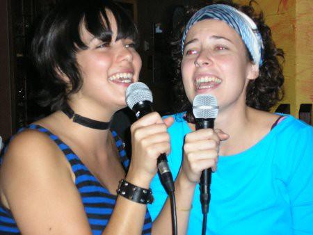 Marta y Raquel