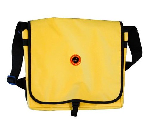 messenger bag!