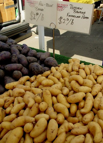 FM Potatoes Fingerling