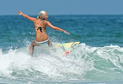 Surfer Girl photo by casch52