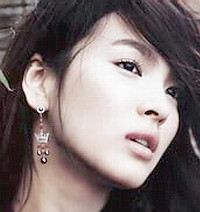 Korea actress Song Hye-kyo