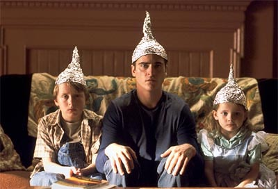 tinfoil hatters