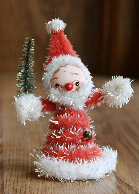 Laurie bertrand liquid paper blog consider this a warning for Pipe cleaner christmas crafts