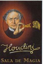 Sala de Magia Houdini