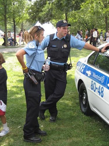 2006-08-19 64 Fête des enfants-Policias de Montreal