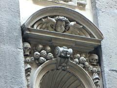 Eglise de Santa Maria des Ames du Purgatoire de Naples