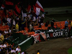 LA Norte DC United supportes