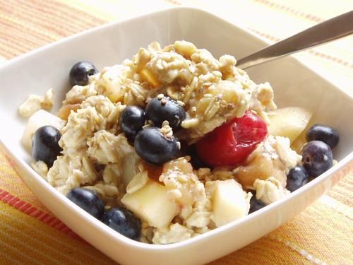 Summer porridge