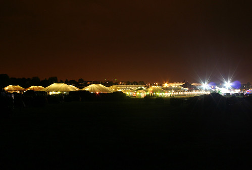 greenbelt shire at night