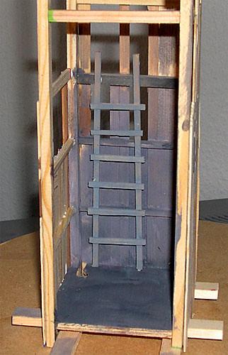 Marttis torn - som modell (III)