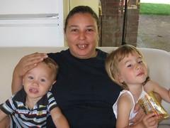 Thomas, Rosa, Emily