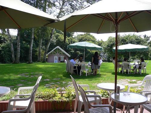 Hotel Heidi, Garden