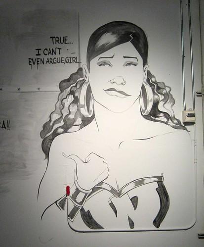 Wanda Raimundi-Ortiz at Exit Art