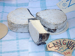 Sanglier (wild boar) cheese