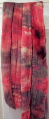 Crockpot Dyed Roving #2 - Front