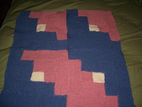 Random Floppage of Squares