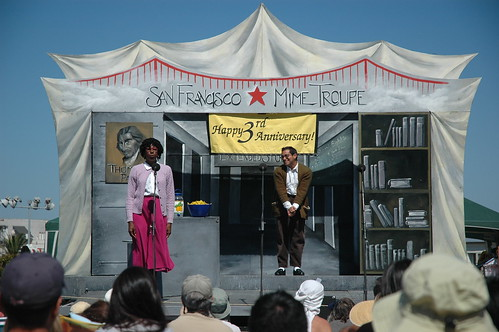 SF Mime Troupe's