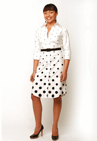 nzgirlshirtdress