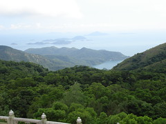 View from Lantau