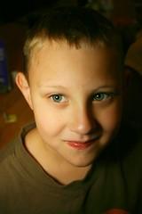 My nephew Nicholas