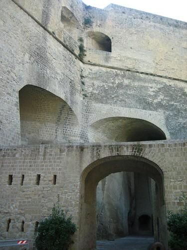Castel Sant'Elmo, Naples
